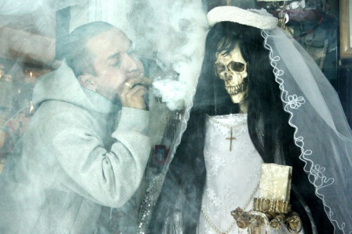 La Santa Muerte The Mother of Delinquents & Outcasts.png