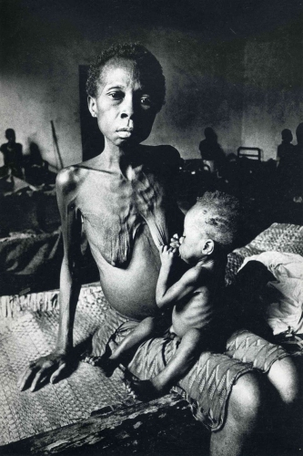 Don McCullin, ca. 1968, A mother and child in Biafra.jpg