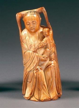 Guanyin Chine, période Ming, XVIe-XVIIe siècle 1.jpg
