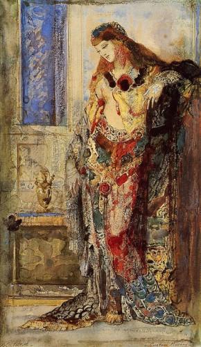 Gustave Moreau _ La Toilette.jpg