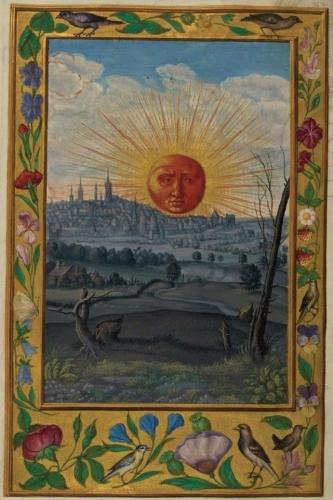 Auteur anonyme - Le Splendor Solis - Traité alchimique manuscrit allemand - 1582 (2).jpg