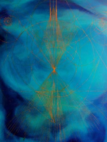 Mehrnaz Rohbakhsh Sonata in Blue & Orange.jpg