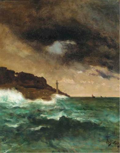 Alfred Stevens Phare au crépuscule_n.jpg