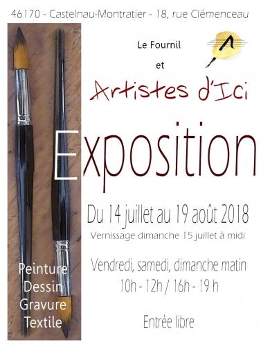 affiches  Artistes d'Ici 2018.JPG