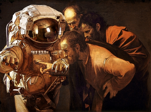 Tom Colbie The Incredulity of Saint Thomas.jpg