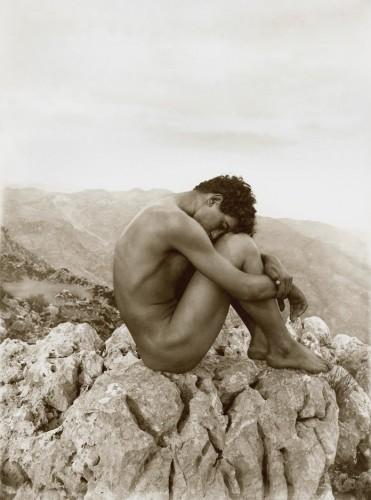 wilhelm von gloeden Cain Taormine Sicile 1911.jpg