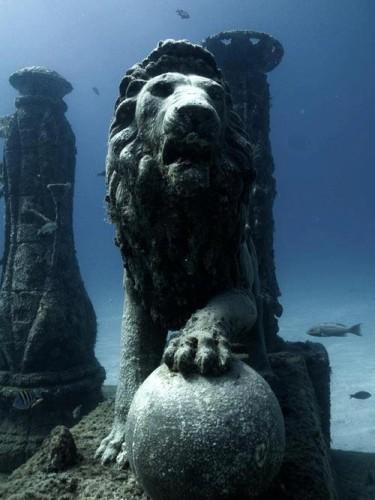 Cleopatra's Underwater Palace, Egypt. jpg.jpg