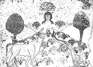 Rouleau d'Exultet (fin du XIe siècle).jpg