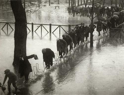 Henri Manuel The Maison Laffitte hippodrome,  Paris 1924.jpg