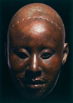 Royaume d'Ife Nigéria masque Obalufon 14th.png