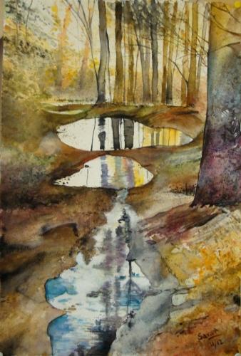 Sara Abid - Pakistani painter - Tutt'Art@ (6).jpg