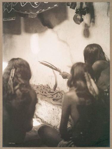 Edward S. Curtis. The Snake Ceremony. 1906.0.jpg