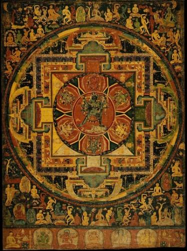 Mandala of Chakrasamvara Nepal, 1100-1199.jpg