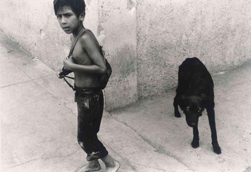 Pablo Ortiz Monasterio, Niño obrero, México (Child Laborer, Mexico), 1986;.jpg