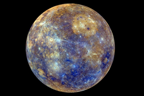 Colors of Mercury NASA  JHU Applied Physics Lab  Carnegie Inst. Washington  .jpg