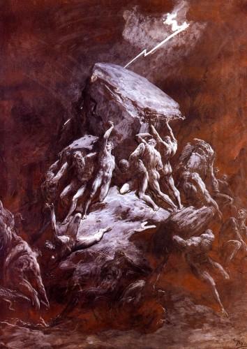 Gustave Dore La Chute Des Titans clash titans.jpg