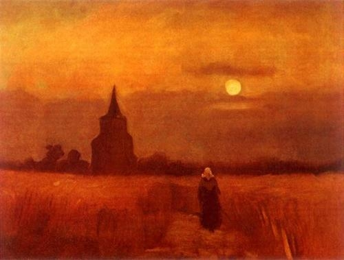 Vincent van Gogh The Old Tower in the Fields 1884.jpg