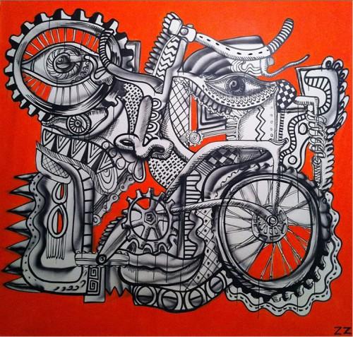 Zio Ziegler Bicycle-Man-2012.jpg