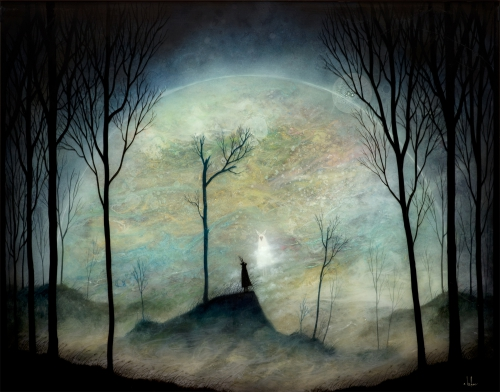 Andy Kehoe At the edge of an unknown world 2014.jpg
