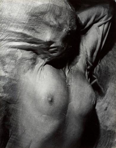 Erwin Blumenfeld- Nude Under Wet Silk, Paris, circa 1937 2.jpg