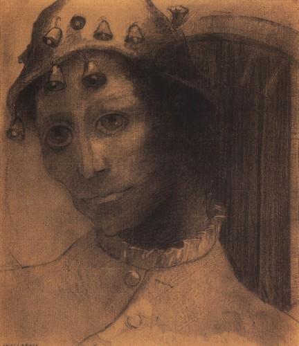 odilon redon madness-1883.jpg