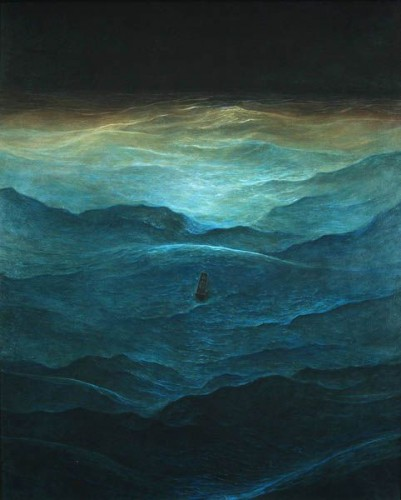 Zdzisław Beksiński  Lost at sea.jpg