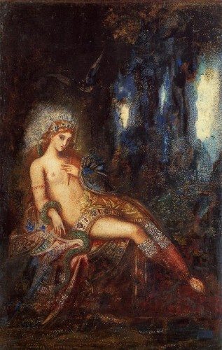 Gustave Moreau Goddess on the Rocks.jpg
