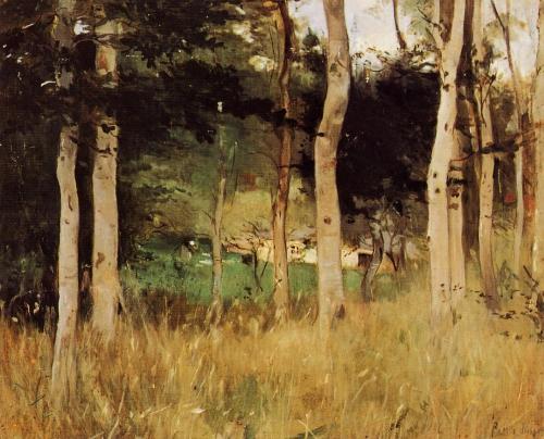 Berthe Morisot Chaumière en Normandy.jpg