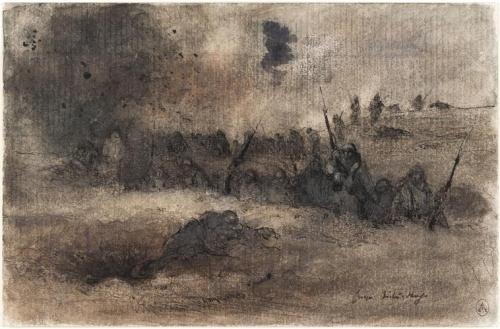 Georges-Victor Hugo (le petit fils) la grande guerre.jpg