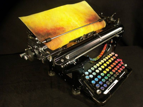 Tyree Callahan the Chromatic typewritter.jpg