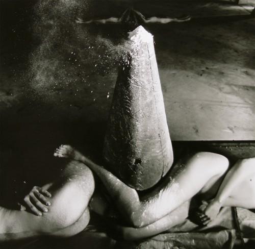 vasil stanko Pocta Louis Buňuelovi, (In Honor of Buñuel)1989.jpg