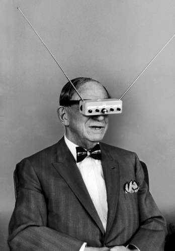 Hugo Gernsback's 1963 television eyeglasses anticipated virtual reality.jpg