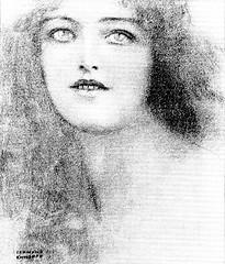 Fernand Khnopff Etude de Femme, 1912.jpg