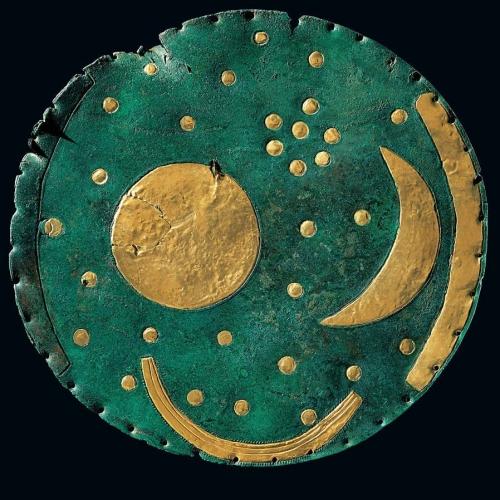 disque de Nebraen el monte Mittelberg, Alemania moins 3600 ans. .jpg