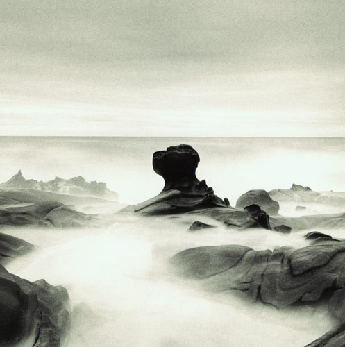 William Scott california 1996 Eroding_Rock.jpg