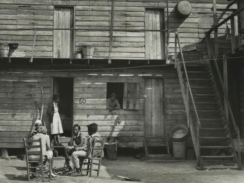 Marion Post-Wolcott Pahokee Hotel entre guillemets, Pahokee, Florida, 1941.jpeg