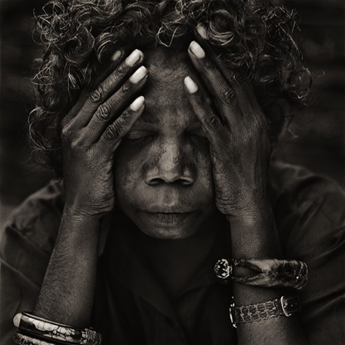 dana Gluckstein Aboriginal Artist, Gathering of Elders, Onondaga Nation, New York, 1989.jpg