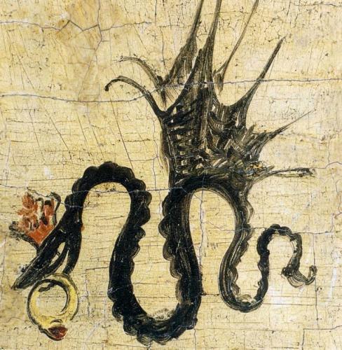 Lucas Cranach l'Ancien, 1514.Vouivre et escarboucle_o.jpg