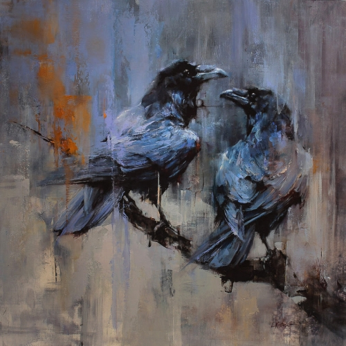 Lindsey Kustusch Winter's Ravens.JPG