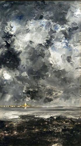 August Strindberg, La Ville, 1903._n.jpg