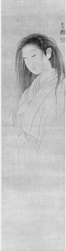 Maruyama Okyo, le fantôme d'Oyuki XVIIIe s.jpg