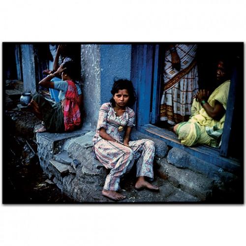 Mary ellen Frank Jeune prostituée des rues, Falkland Road, Bombay, 1978.jpg