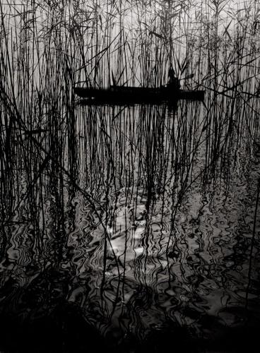Ruth Hallensleben Along the Bondensee at Mainau c. 1961 .jpg