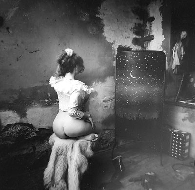 Jan Saudek Wich star is mine 1975.jpg