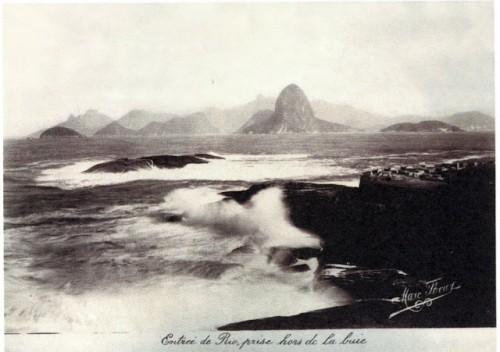 marc ferrez 1875, entrada da barra do rio de janeiro vista de fora.jpg