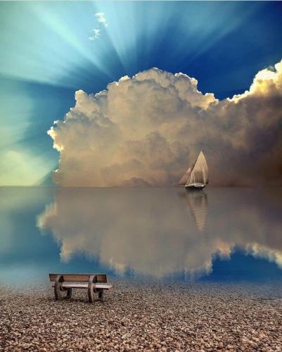 Avgoustidis Ermis-Ανάργυρος Rising sun~ Chios Island.jpg