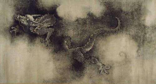 Chen Rong 陳容 (ca 1200-1266) nine dragons scroll détail 1244.jpg