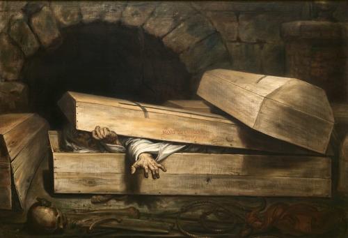 Antoine Wiertz L'inhumation précipitée 1854.jpg