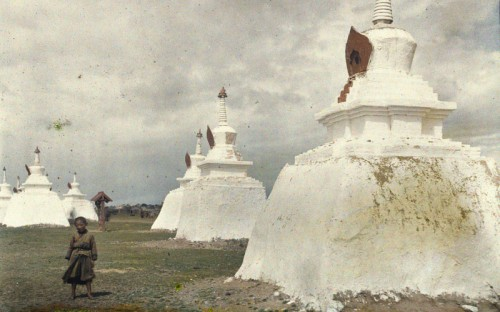 stéphane passet Gandan, Ourga mongolie indépendante.jpg