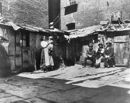 Jacob Riis New York Slum District, ca. 1890.,.jpg